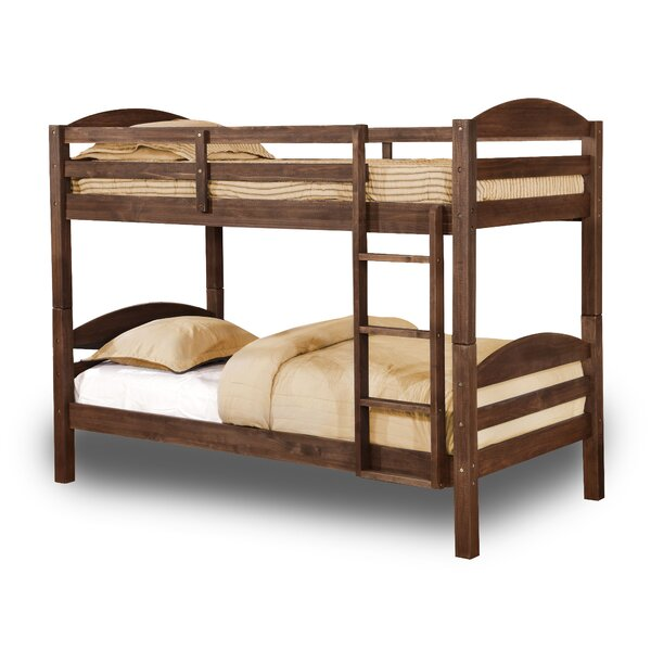 Ralph Twin Over Twin Bunk Bed By Viv + Rae by Viv + Rae Sale