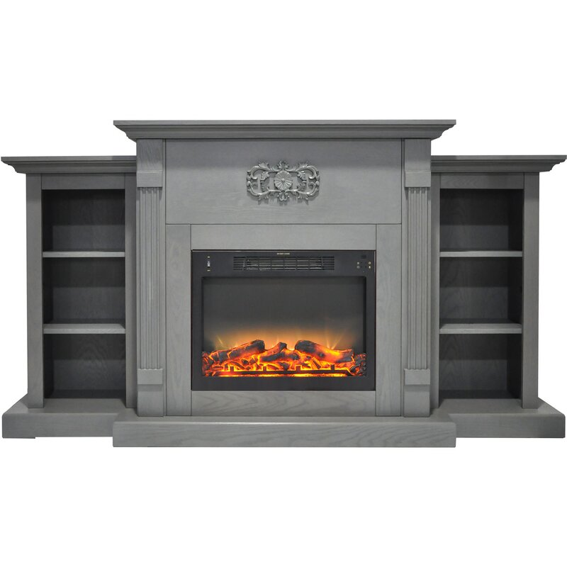 see black through napoleon electric fireplace products clearion thru roomset built fire in place