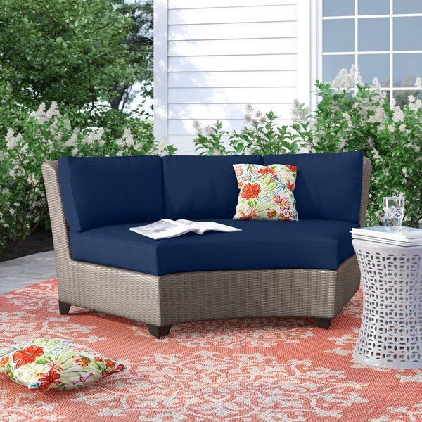 Kenwick Patio Chair with Cushions by Sol 72 Outdoor