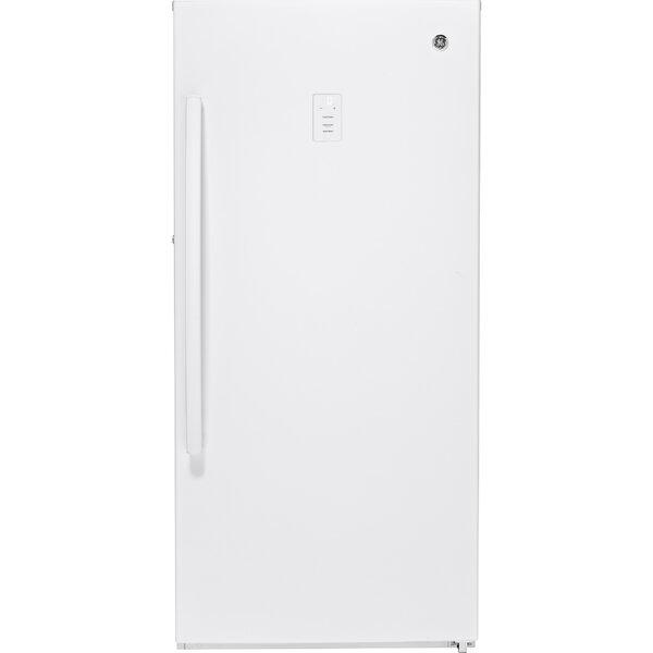 14.1 cu. ft. Frost-Free Upright Freezer by GE Appliances