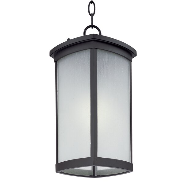 Ina 1-Light Outdoor Pendant by Latitude Run