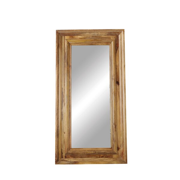 Islas Wood Framed Accent Mirror by Brayden Studio