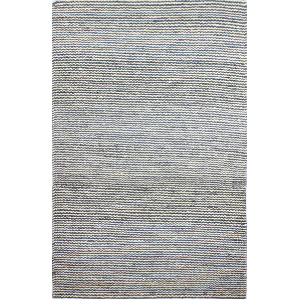 Deaver Hand-Knotted Slate Area Rug by Laurel Foundry Modern Farmhouse