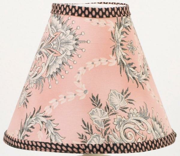 Rutledge 9 Cotton/Polystyrene Empire Lamp Shade by Harriet Bee