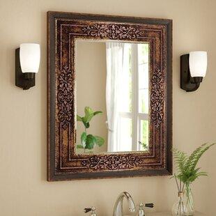 bathroom vanity mirrors. Bronze Cherry Bathroom/Vanity Mirror Bathroom Vanity Mirrors A