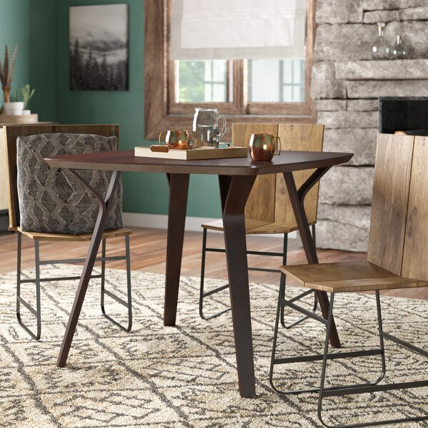 Thornton Dining Table by Union Rustic Union Rustic
