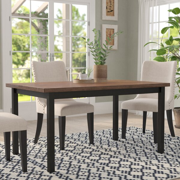 Fauntleroy Dining Table by Trent Austin Design