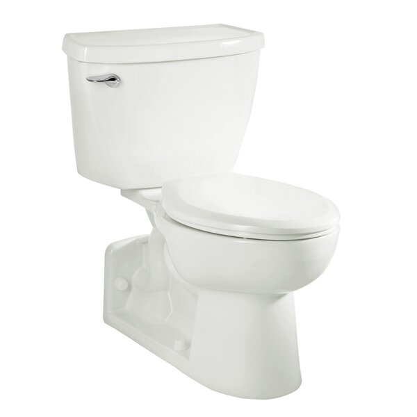 Williamsburg Right Height 1.6 GPF Elongated Two-Piece Toilet by American Standard