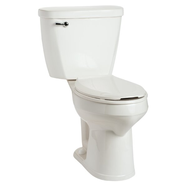 The Protector SmartHeight 1.6 GPF Elongated Two-Piece Toilet by Mansfield Plumbing Products