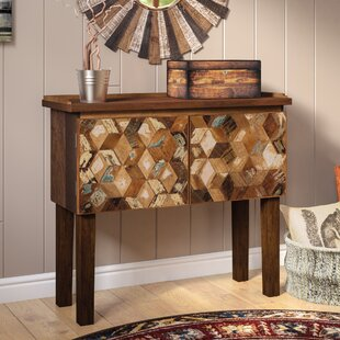 Comparison Caiden Console Table By Loon Peak