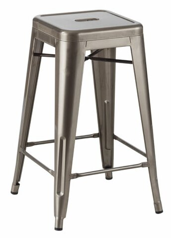 Industrial 26 Bar Stool by C2A Designs