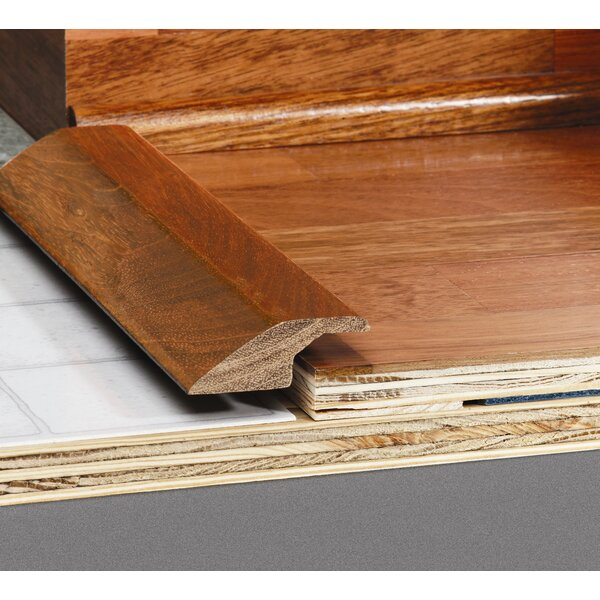 0.67 x 2.38 x 78 Solid White Oak Overlap Reducer by Moldings Online