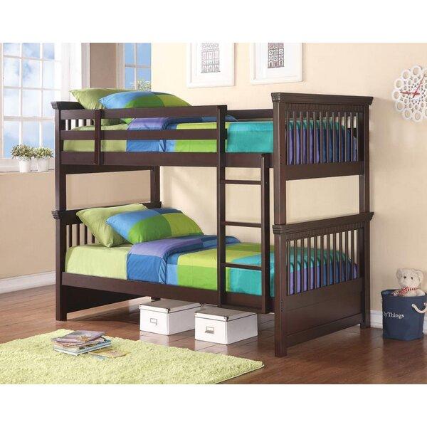 Aptos Bunk Twin over Twin Bed by Harriet Bee
