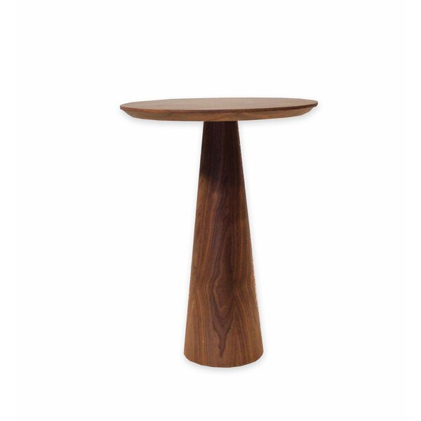 Newsome End Table by Rosdorf Park