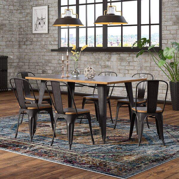 Claremont 7 Piece Dining Set by Trent Austin Design