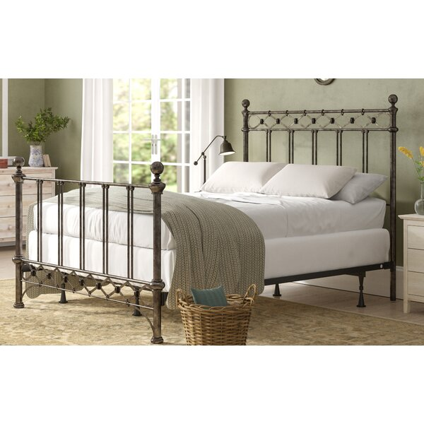 Leavitt Standard Bed by Alcott Hill