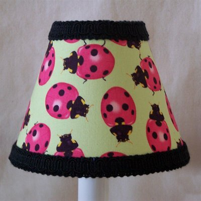 Lady Bug Madness Night Light by Silly Bear Lighting