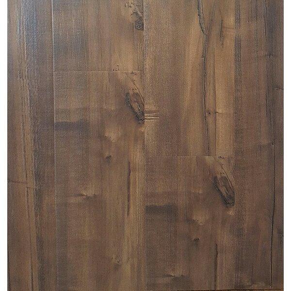 7 x 48 x 12mm Birch Laminate Flooring in Castle by Yulf Design & Flooring