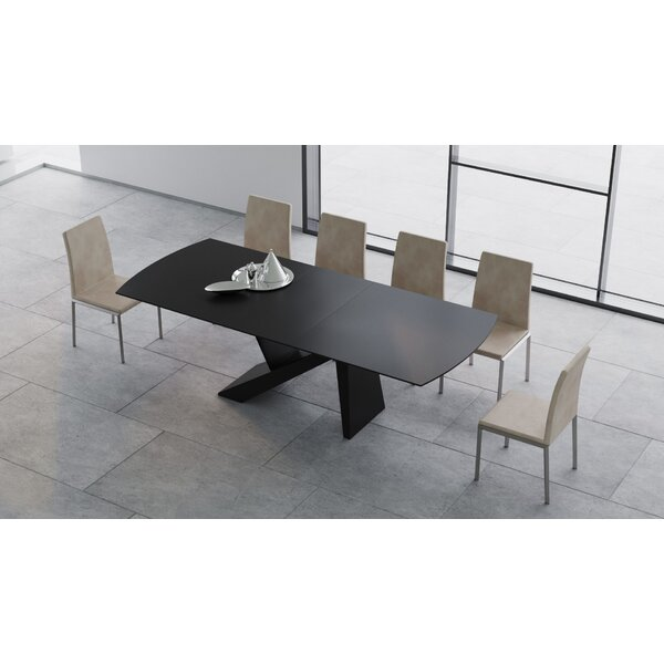 Annia Extendable Dining Table By Latitude Run