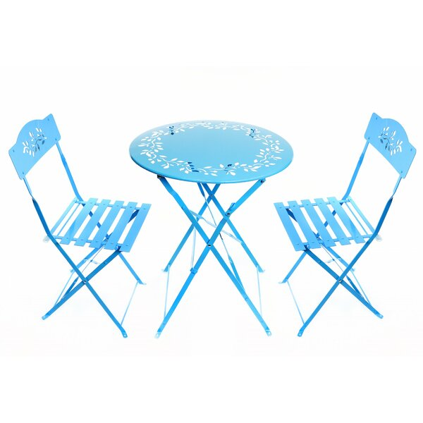 3 Piece Bistro Set by Alpine