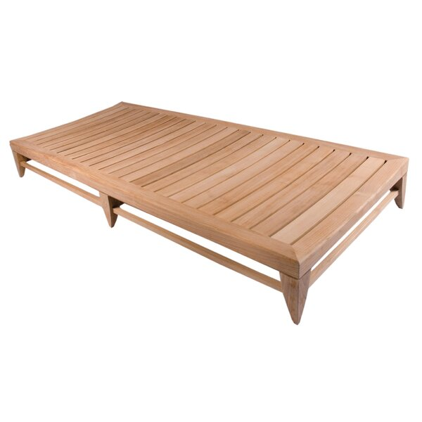 Limited 1 Teak Picnic Bench by OASIQ