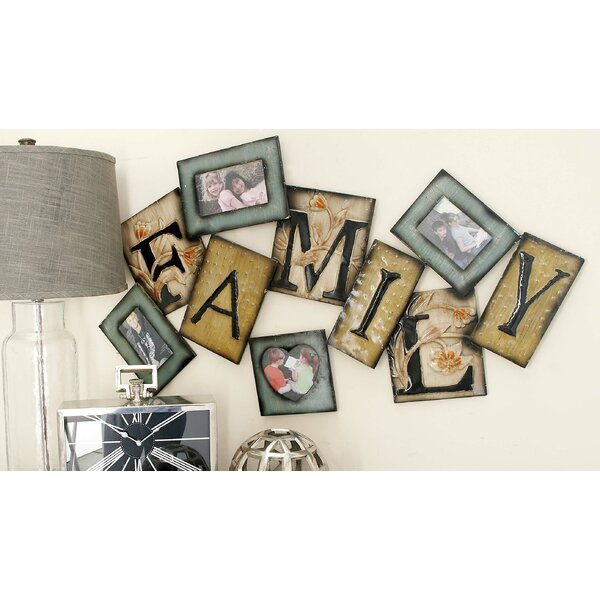 Loo Family Picture Frame by Red Barrel Studio