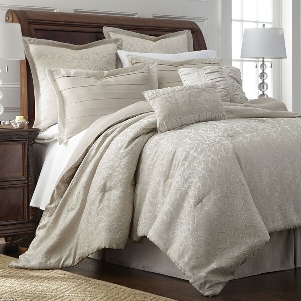 Catskill 8 Piece Comforter Set by Three Posts