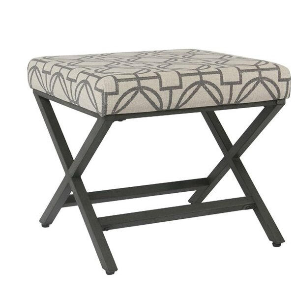 Johnone Ottoman by Union Rustic