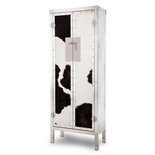 Lucia Storage 2 Door Accent Cabinet  by Michael Amini AICO