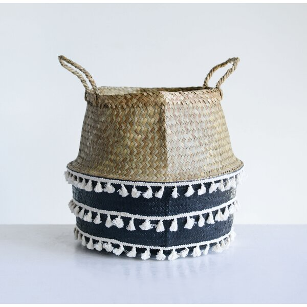 Collapsible Wicker Basket by Langley Street