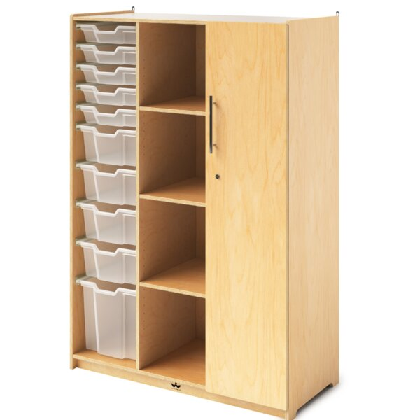 Teachers Wardrobe Armoire by Whitney Brothers