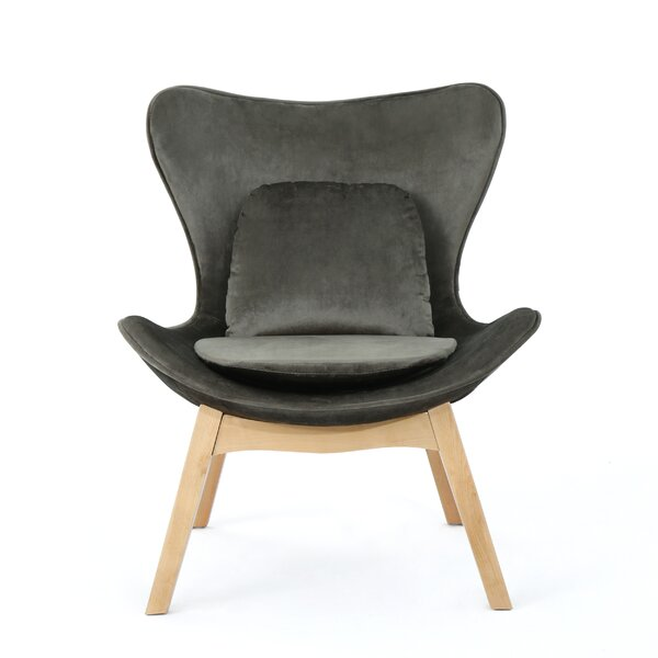 Ohearn Side Chair by Wrought Studio