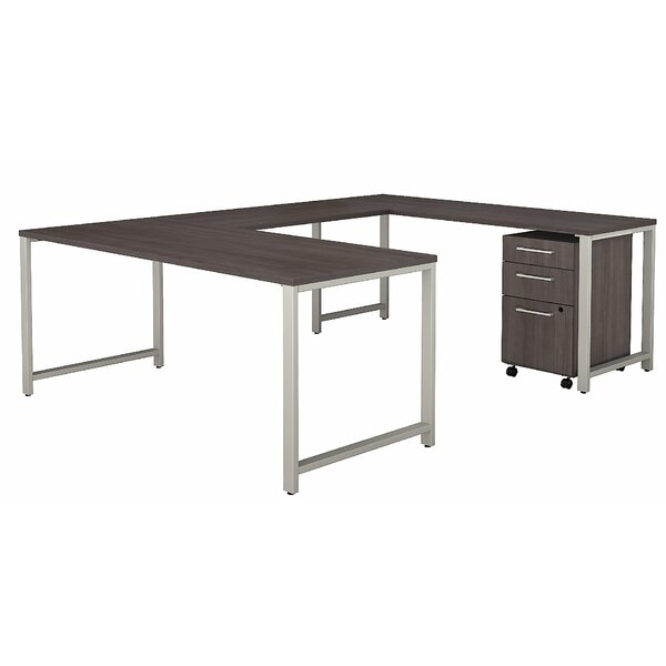 400 Series U-Shape Desk Office Suite by Bush Business Furniture