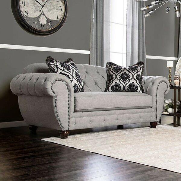 Nestor Chesterfield Sofa By Astoria Grand Astoria Grand