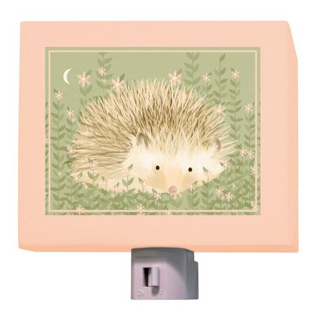Holly the Hedgehog Night Light by Oopsy Daisy