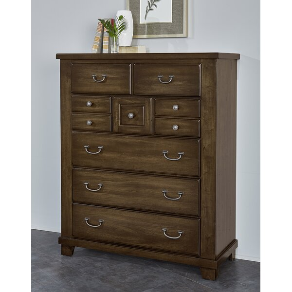 Diehl 8 Drawer Combo Dresser by Darby Home Co