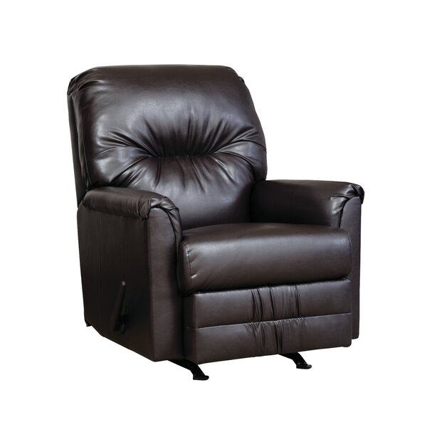 Cribbs Manual Rocker Recliner W001076918