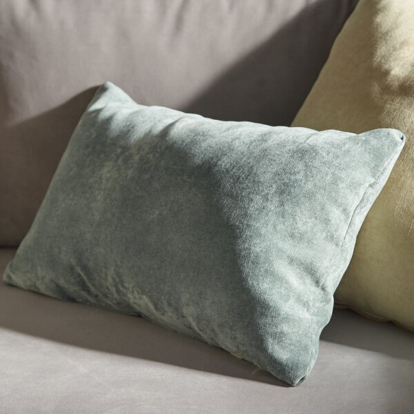 Edwards Velvet Lumbar Pillow by Willa Arlo Interiors