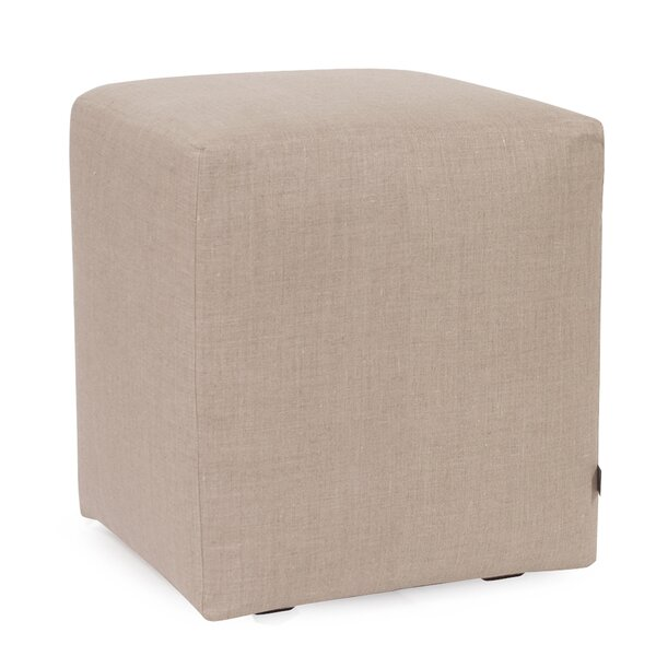 Mattingly Prairie Cube Ottoman by Red Barrel Studio