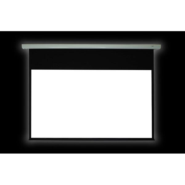 80 Inch Motorized Frame Screen | Wayfair