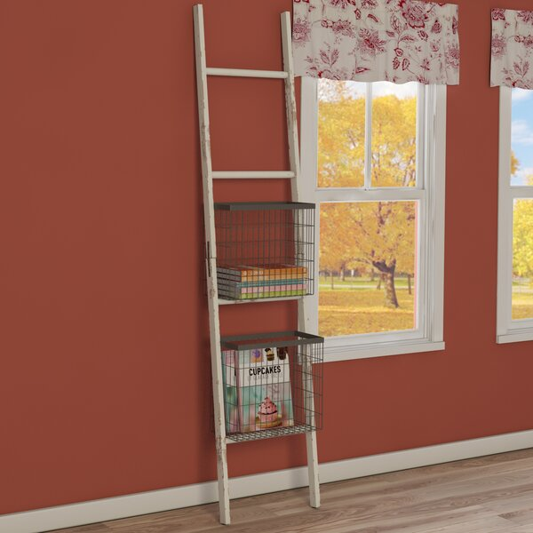 6.5 ft Decorative Ladder by Laurel Foundry Modern Farmhouse