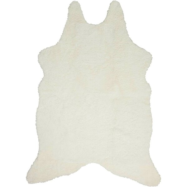 Bretta Ivory Novelty Area Rug by Willa Arlo Interiors