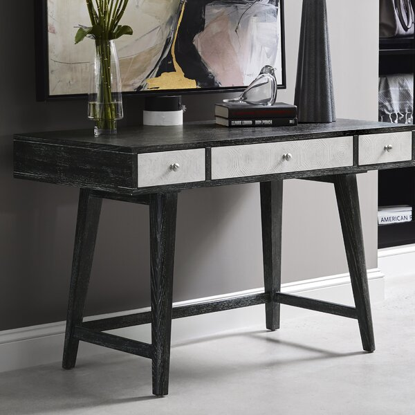 Ocampo Mid Century Desk by Union Rustic