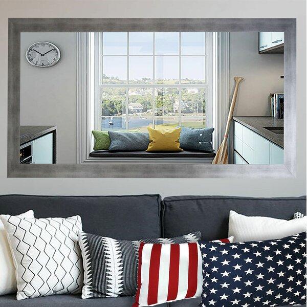 Wesleyville Gun Bathroom/Vanity Mirror by Brayden Studio
