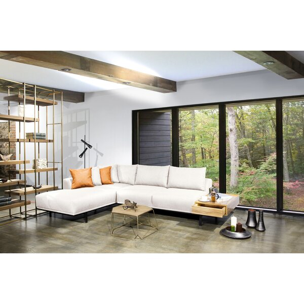 Samantha Sectional by 17 Stories