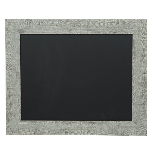 Gallery Solutions Wall Mounted Chalkboard by Union Rustic