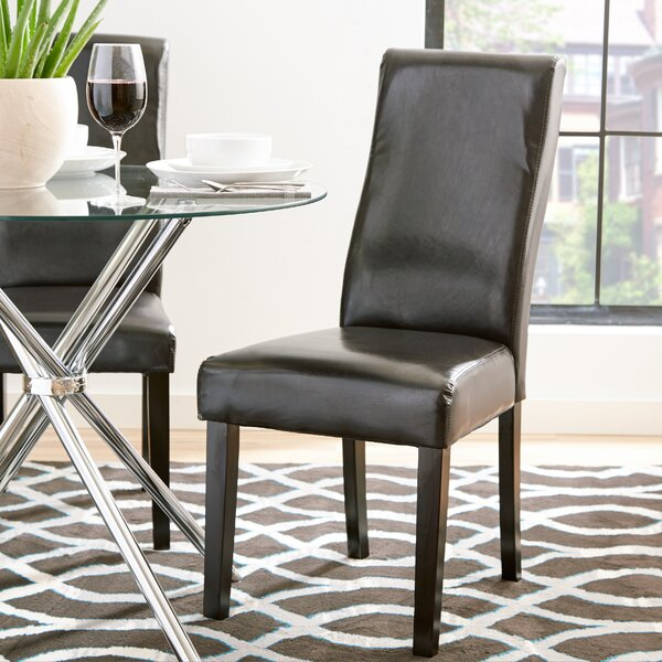 Esquina Curved-Back Dining Chair (Set of 2) by Ebern Designs