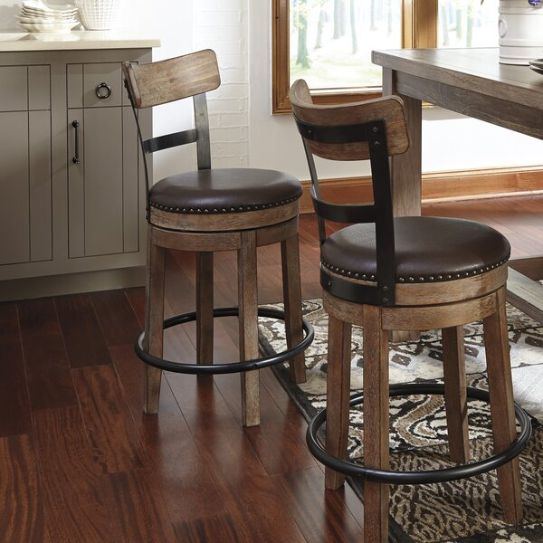 Stay On Trend This Mcdaniel 25 Bar Stool By Willa Arlo