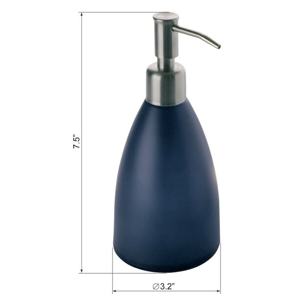 Camelia Soap Dispenser by Gedy by Nameeks
