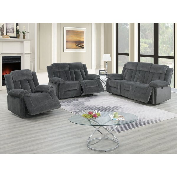 Lomba Reclining Configurable Living Room Set By Red Barrel Studio